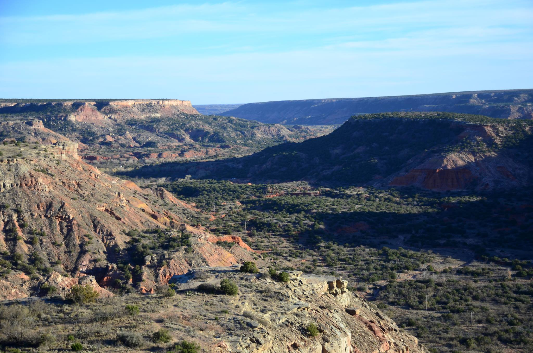 Palo Duro Canyon State Park Right Kind Of Lost