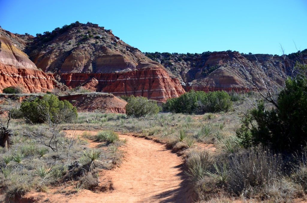 Lighthouse Trail - Palo Duro Canyon - Right Kind Of Lost